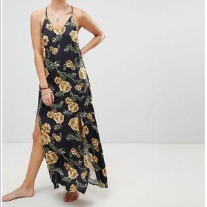 NEW Somedays Lovin River Running maxi Dress Small